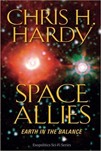 Space Allies - book by Chris H. Hardy